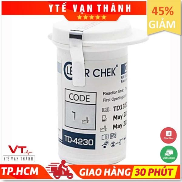 ✅ Que Thử Đường Huyết- Clever Chek TD-4230, (Date Xa) VT0061 [ Y Tế Vạn Thành ] bán chạy