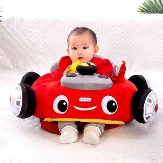 ghế tập ngồi nhồi bông hình ô tô siêu xe cho bé thumbnail
