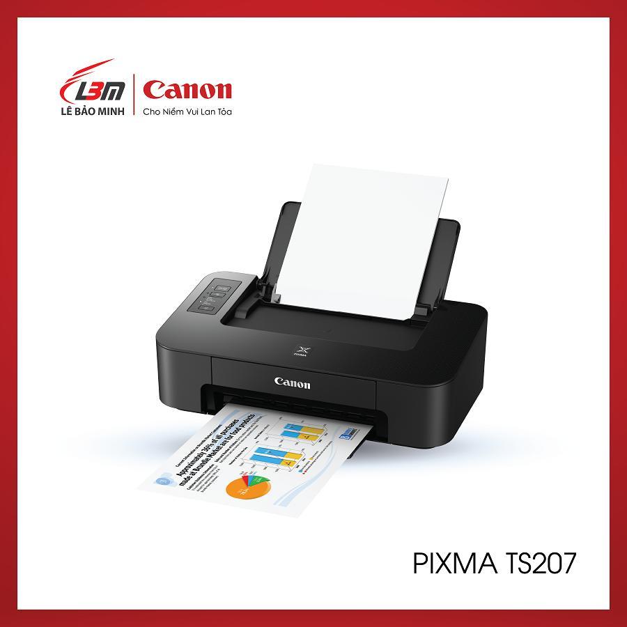 Offer Ưu Đãi Máy In Canon TS207- Hàng Chính Hãng Lê Bảo Minh