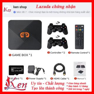 Máy chơi game trên tivi, Máy chơi game playtayson, Máy chơi game 4k, Máy chơi gamer điện tử, Game 4 nút, Máy chơi game fifa pes, Ps1, Ps2, Ps3, Ps4, NES thumbnail