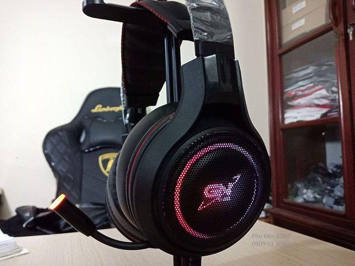Tai Nghe Chuyên Game G-Net GH6 7.1 RGB Giá Sốc Không Thể Bỏ Qua