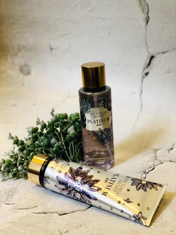 Dưỡng da + Xịt thơm hương nước hoa LOTION AND MISTS Victorias Secret COMBO nhập khẩu