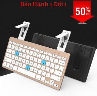 Bàn Phím Bluetooth Bow Hb191A, Bàn Phím Bluetooth Cho Ipad - Android - Ios - Win , Bàn Phím Bluetooth Cho Điện Thoại Và Máy Tính Bảng, Hỗ Trợ Kết Nối 2 Thiết Bị Trong 1. thumbnail