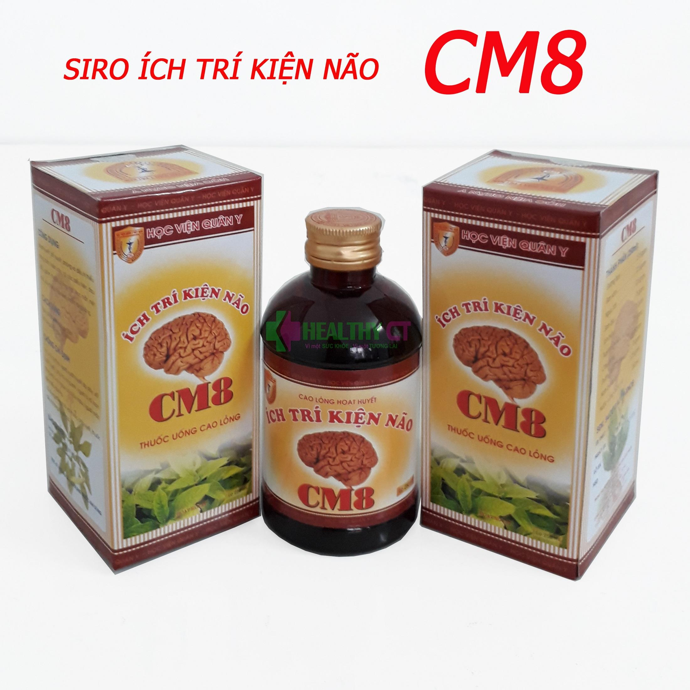 Hoạt huyết CM8 - HVQY