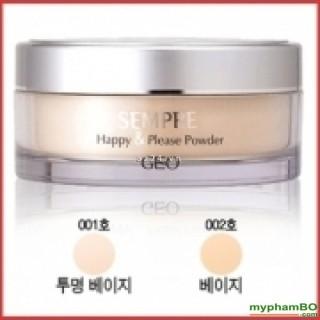 Phấn phủ bột GEO Sempre Happy & Please Powder Hàn Quốc 25 thumbnail