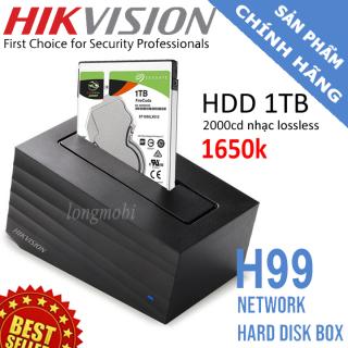 Hikvision H99 1TB - Nas Gia Đình Hiệu Năng Cao thumbnail