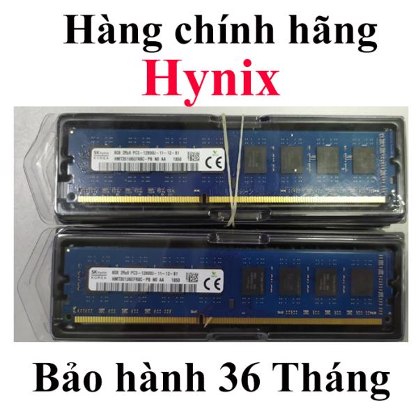 Bảng giá Ram Hynix 8GB Bus 1600 mới 100% cho máy tính để bàn, Ram cho máy tính cây PC - Bảo hành 36 Tháng Phong Vũ