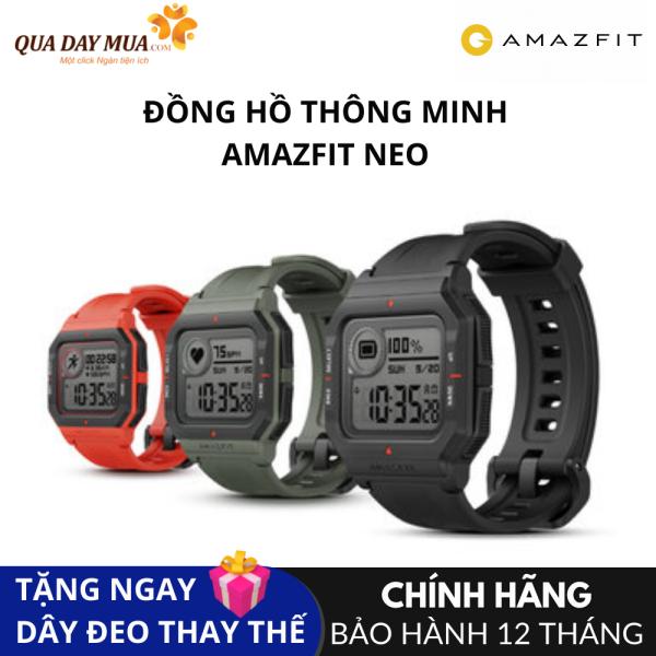 Đồng hồ thông minh Huami Amazfit Neo - Chính hãng DGW