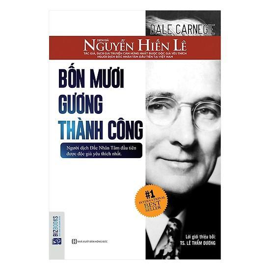 Mua Bốn Mươi Gương Thành Công - Nguyễn Hiến Lê