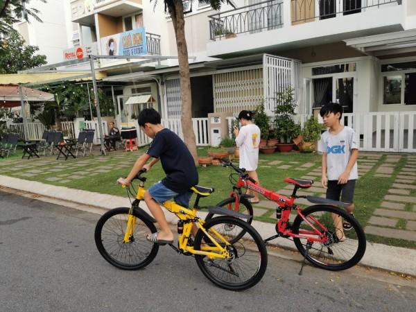 Phân phối Xe đạp thể thao địa hình gấp gọn Kingtong