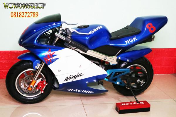 Phân phối xiêu moto 50cc giá rẻ cho trẻ em