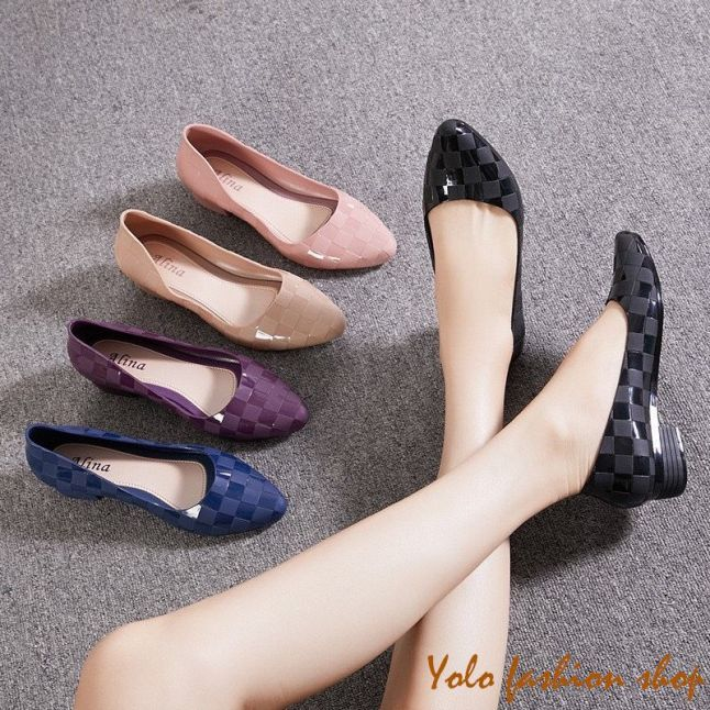 Giày nhựa cao su cao cấp bền đẹp đi nước thoải mái hàng chuẩn loại 1 GN7 giá rẻ