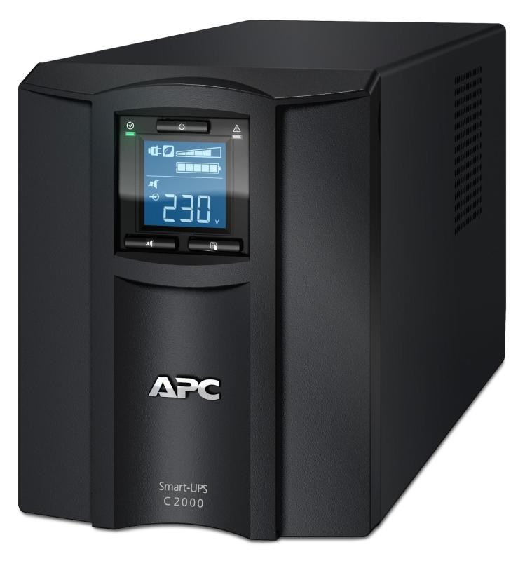 Bảng giá Bộ lưu điện: Smart-UPS C 2000VA LCD 230V - SMC2000I Phong Vũ