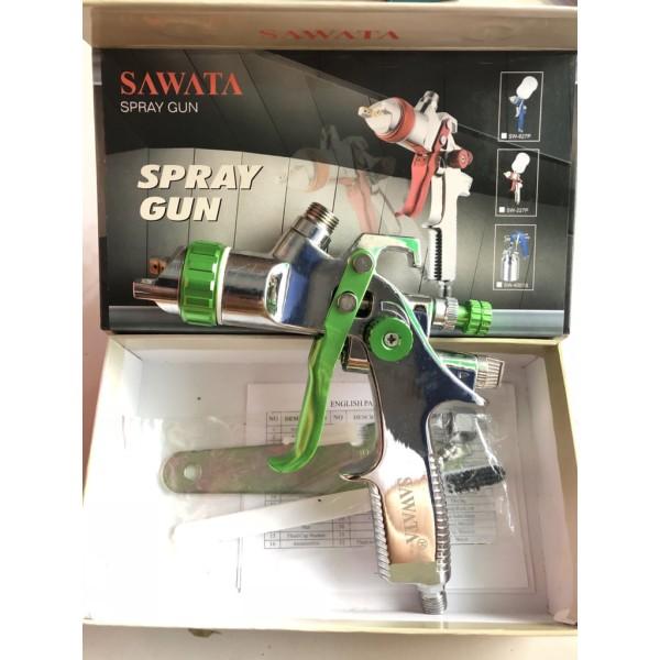 Súng phun sơn SAWATA SW-227P 600ML