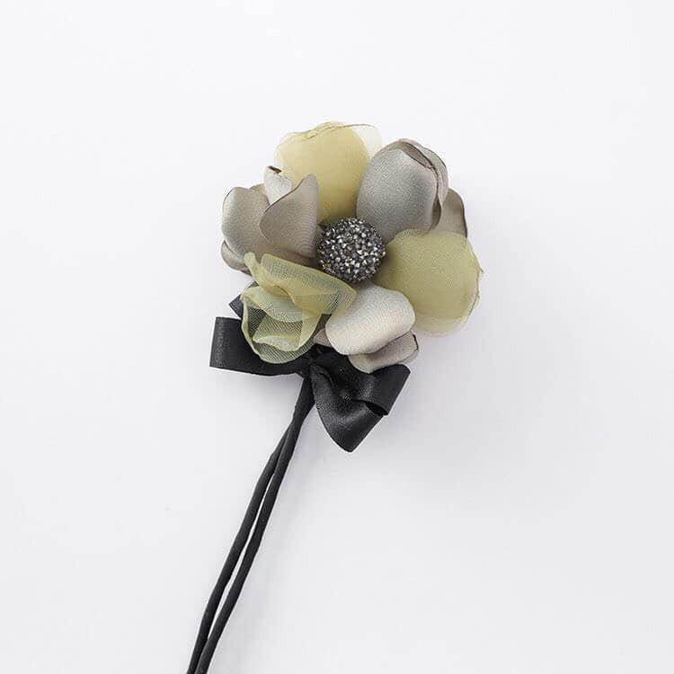 Giá bán Combo 2 thanh cài tóc hình hoa