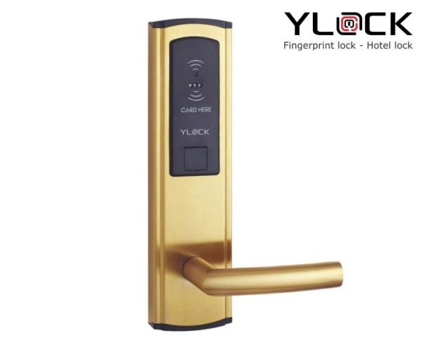 Khóa cửa thẻ từ khách sạn YLOCK YL-9935-G
