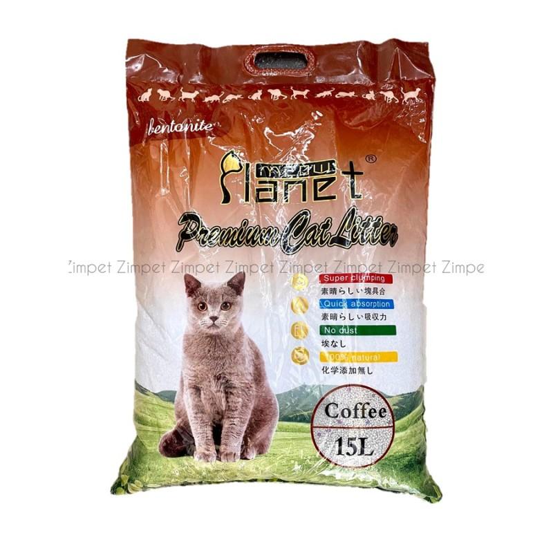 Bao 15L 8kg - Cát vệ sinh Meow Planet