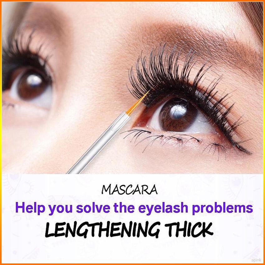 [MUA 2- tặng QUÀ 1 SUKE 39,9K-ADNT] Serum dưỡng mi dài và dày Bioaqua OZENMY  dưỡng mi và lông mày chăm sóc mắt cho đôi mắt quyến rũ  đẹp năm 2021
