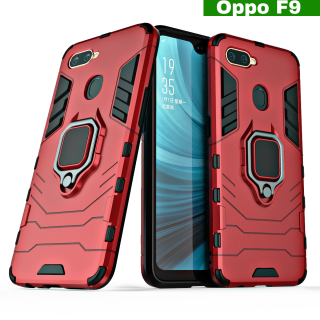 Ốp Iron man Oppo F9 chống sốc cao cấp thumbnail