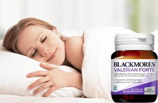 Viên uống Hỗ Trợ Giấc Ngủ - Blackmores Valerian Forte 2000mg 30 viên thumbnail
