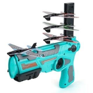 Đồ chơi bắn máy bay dành cho trẻ em , đồ chơi phóng máy bay lượn mô hình trẻ em Dũng Dũng 1 thumbnail