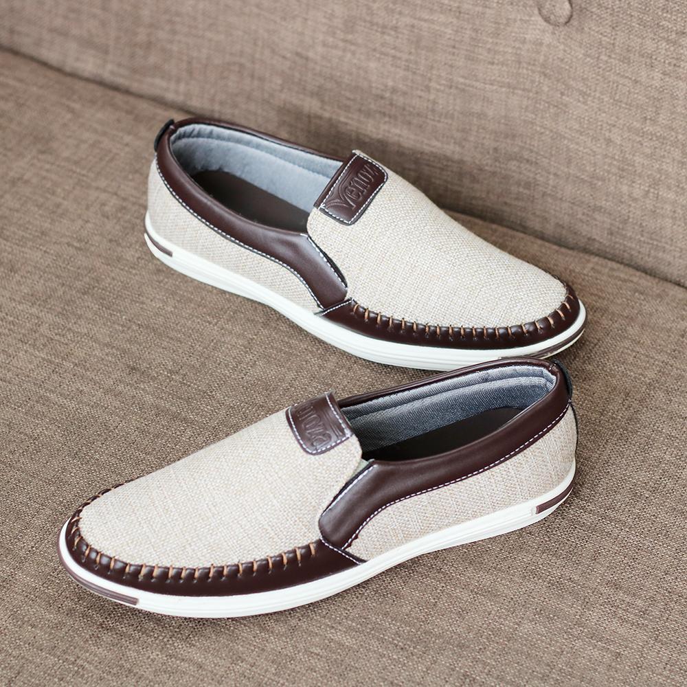 Giày lười nam, giày mọi - Giày thể thao- HOT Trend 2019