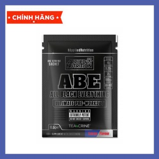Abe Pre workout - Tăng sức mạnh tập luyện - Gói dùng thử Sample ABE Pre workout thumbnail