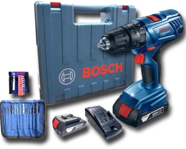Máy khoan, vặn vít dùng pin Bosch GSB 180-LI