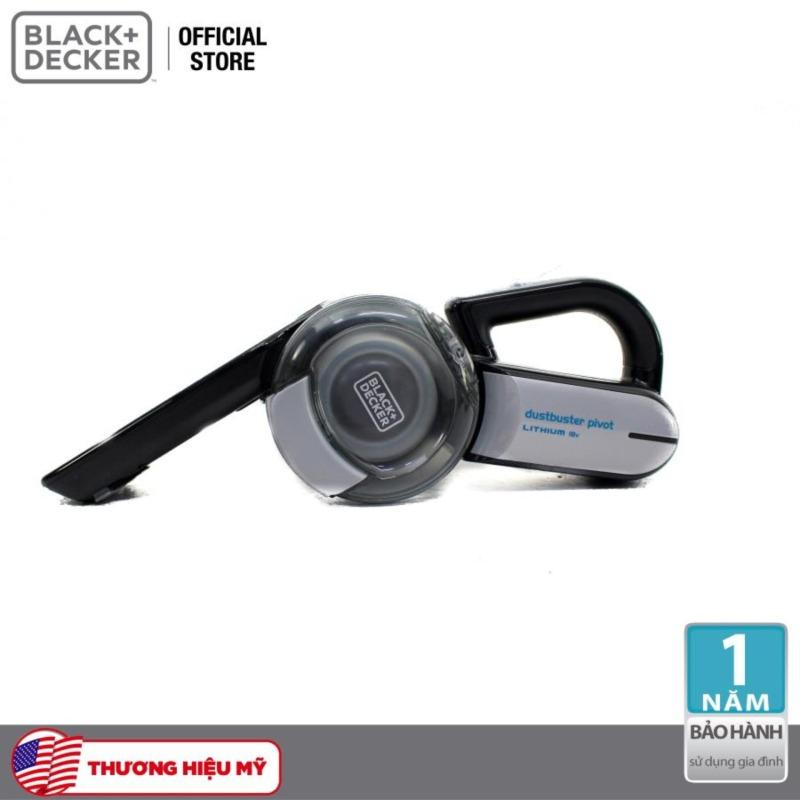 Máy hút bụi cầm tay 18V Black & Decker PV1820BK-B1