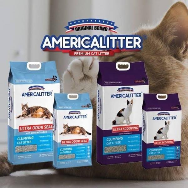 Cát Vệ Sinh America Litter 10L Siêu Rẻ