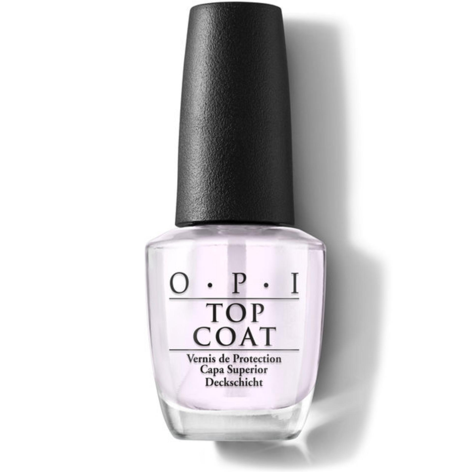 Sơn bóng Opi Top coat 15 ml tốt nhất