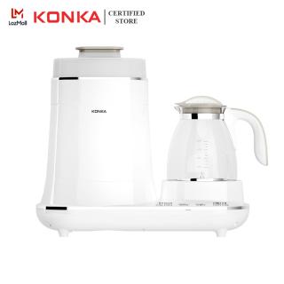 Máy hâm sữa cho bé Konka KYX02 tiệt trùng sữa hiệu quả, sản phẩm tốt, chất lượng cao, cam kết như hình thumbnail