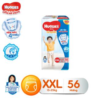 Tã quần Huggies Pants Super Jumbo XXL56 thumbnail