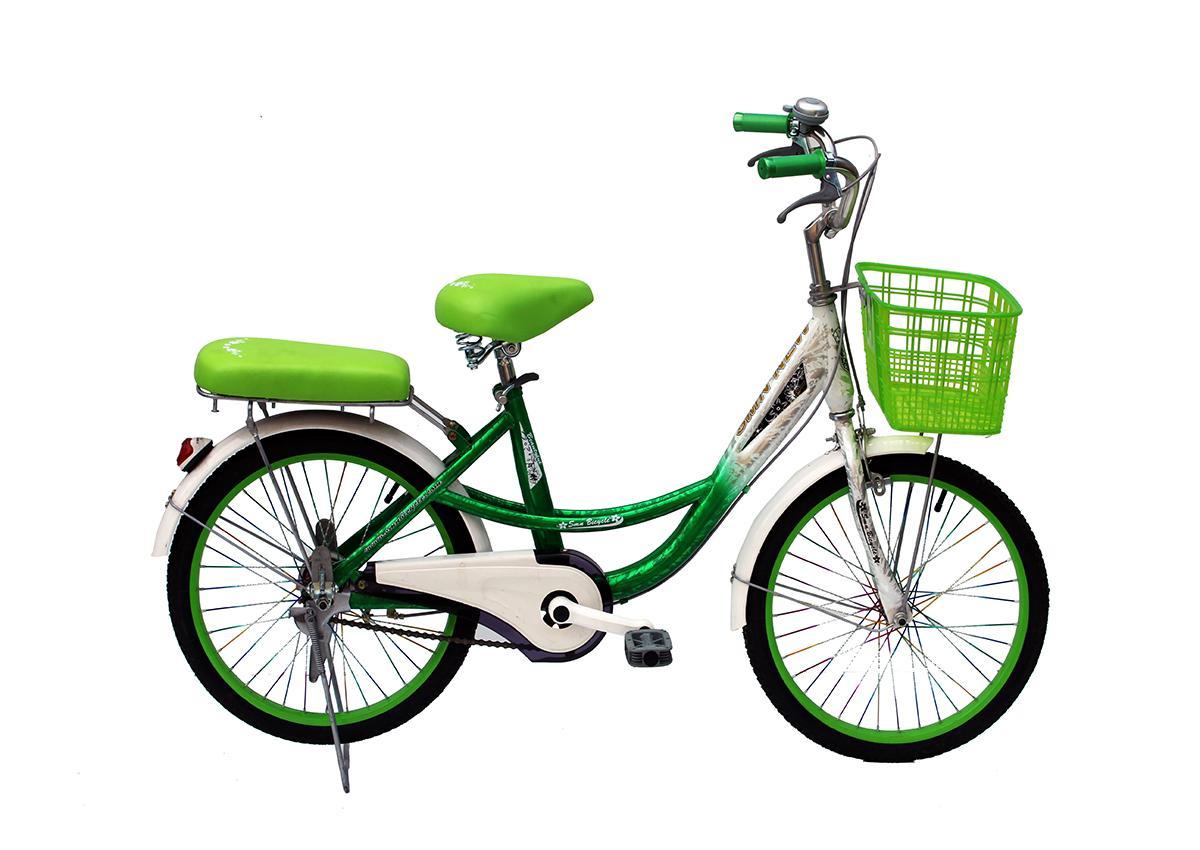 Xe đạp thời trang SMN CL 20-05 ( màu dương )