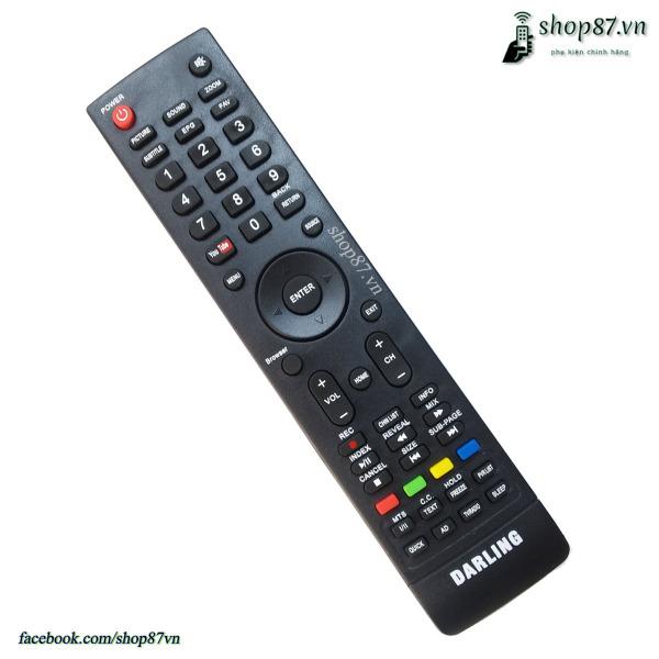 Bảng giá Remote điều khiển tv Darling