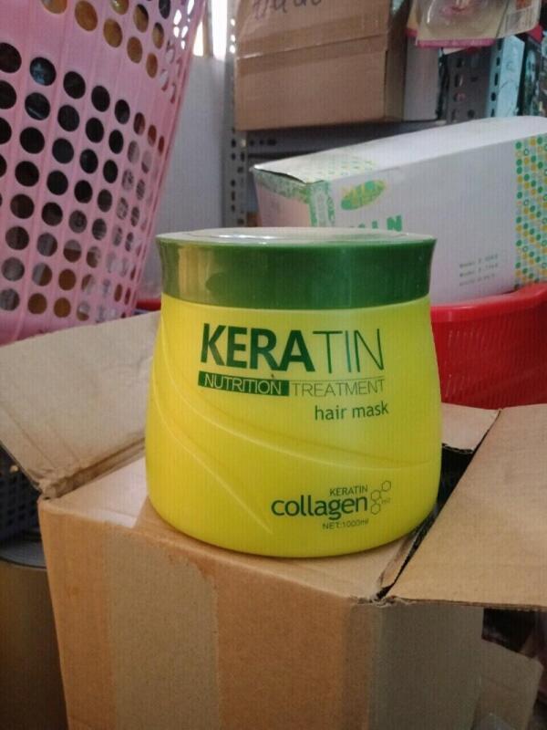 ủ tóc KERATIN COLAGEN chiết xuất từ thiên nhiên, sản phẩm chất lượng tốt cao cấp