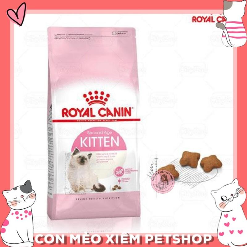 Hạt Mèo Royal Canin Mèo Con Kitten 2Kg- Thức Ăn Dinh Dưỡng Mèo Con Dưới 12 Tháng Tuổi Simple Pet Shop