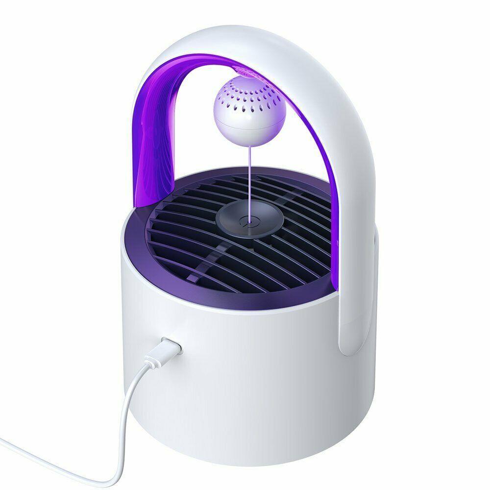 Đèn bắt muỗi, côn trùng Baseus Star Mosquito Killing Lamp LV492 (Thông minh, Hiệu quả và An toàn)