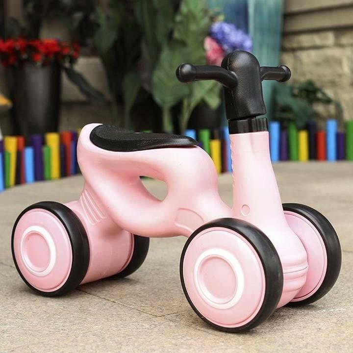 Xe chòi chân cho bé Q3+ chính hãng BBT Global - xe chòi chân cho bé, xe tập đi, xe thăng bằng, do choi tre em