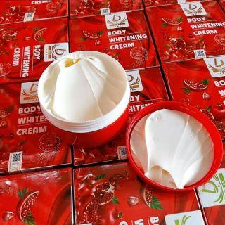 Kem body siêu trắng lựu đỏ, kem body, kem dưỡg trắng da - làm đẹp spa chăm sóc da - lựu đỏ, dưỡng trắng, dưỡng ẩm, sáng da - body siêu trắng tắm trắng làm đẹp thumbnail