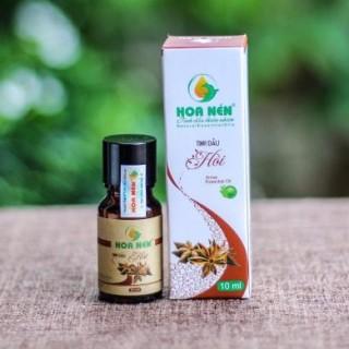 Tinh dầu hoa Hồi nguyên chất - Tinh dầu xông phòng khử mùi, đuỗi muỗi hiệu quả thumbnail