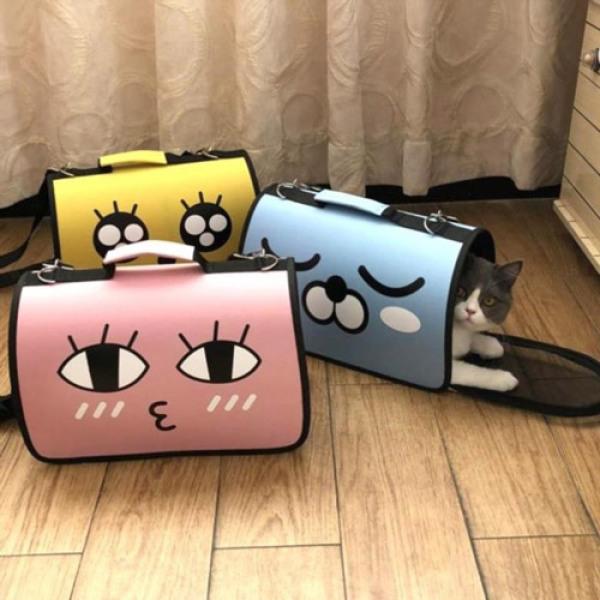 [FREESHIP] Túi vận chuyển chó mèo, túi đựng mèo, túi xách chó mèo, chắc chắn, có quai đeo hoặc quai xách – Supet