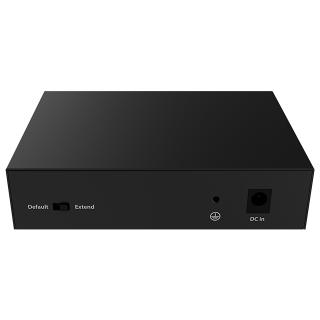 SW504P - Switch PoE 5-Port 10/100Mbps