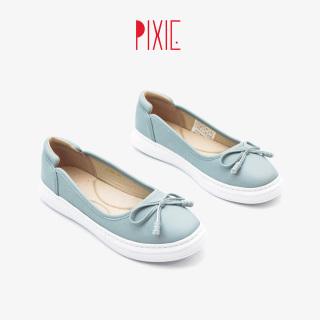 Slipon Nơ Số 8 Đế Siêu Nhẹ Pixie X385 thumbnail