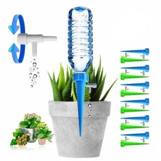 Set 10 Đầu tưới nhỏ giọt tự động gắn chai nước thumbnail