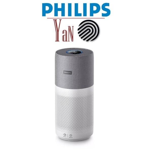 Máy lọc không khí lọc bụi mịn PM1.0 có Inverter tiết kiệm điện Philips AC3033 diện tích dưới 135m2  - Hàng chính hãng