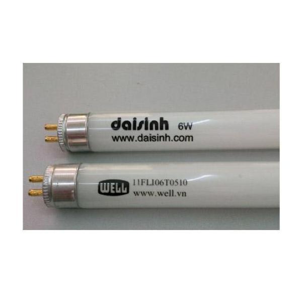 [HCM]Bộ 2 Bóng đèn thay thế cho đèn muỗi Đại sinh DS D6 và D62 6W