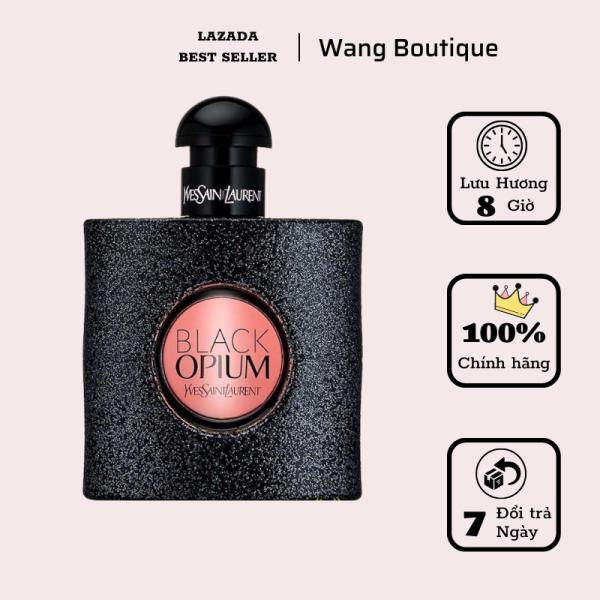 Nước Hoa Nữ Thơm Lâu Black Optium YSL 90ml Ngọt Ngào