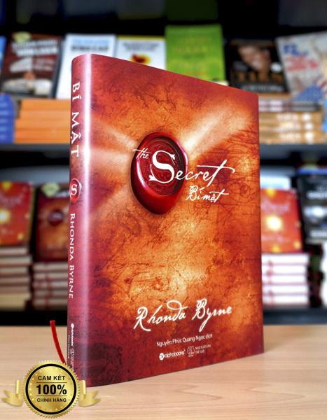 Mua [Lấy mã giảm thêm 30%]Sách The Secret - Bí Mật - Rhonda Byrne (Bìa Cứng - In Màu - Chính Hãng)