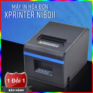 Máy in hóa đơn XPrinter XP-N160II (khổ 80mm, in nhiệt) - Máy in nhiệt XPrinter N160II In hóa đơn tính tiền cho Cửa Hàng thumbnail
